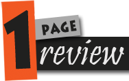One Page Review